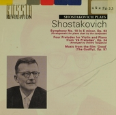 Symphony No.10 in E minor, Op.93. vol.2