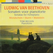 Sonates voor pianoforte