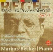 Das Klavierwerk - Vol.1. vol.1