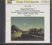 Organ works vol.1. vol.1
