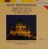 Sonate nr.2 As-dur opus 65. vol.1