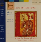 Echoes of Joan of Arc