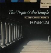 The Virgin & the temple