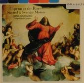 Sacred & secular motets