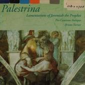 Lamentations of Jeremiah the prophet