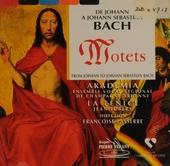 Motets from Johann to Johann Sebastian Bach