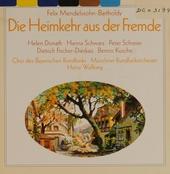 Die Heimkehr aus der Fremde op. 89