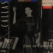 Maria Callas live in concert