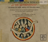 O vis aeternitatis : Vesper in der Abtei St.Hildegard