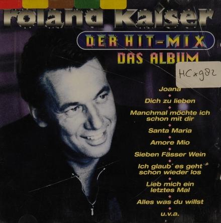 Der Hit-mix : das Album