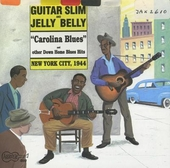 Carolina blues New York City 1944