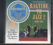 Ragtime to jazz. vol.2 : 1916-1922