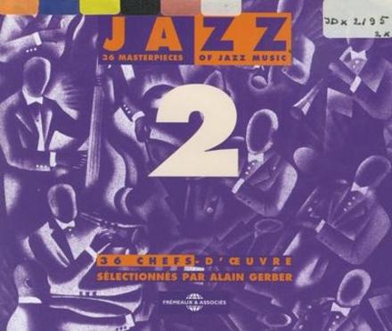 Jazz : 36 masterpieces of jazz music. vol.2