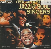 The greatest jazz & soul singers