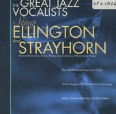 The great jazz vocalists sing Ellington & Strayhorn