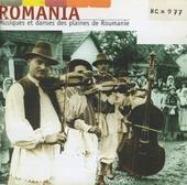 România : musiques et danses des plaines de Roumanie