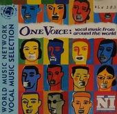 One voice : vocal music from around the world