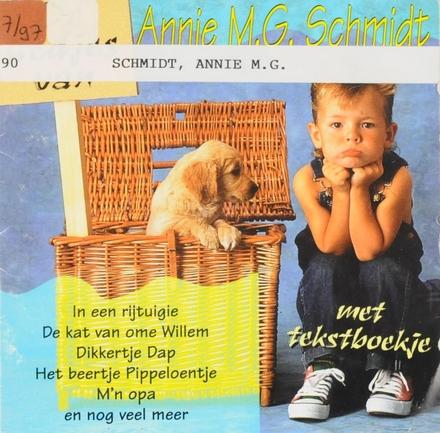De liedjes van A.M.G.Schmidt