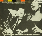 Intégrale Billie Holiday Lester Young 1937-1946
