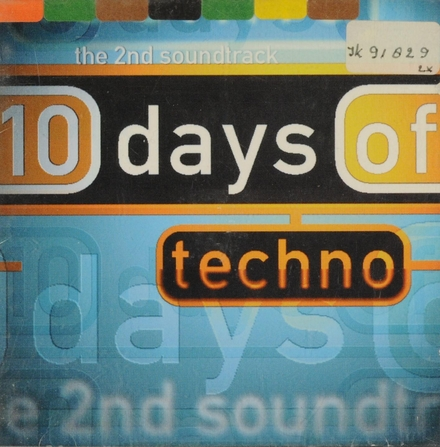 10 days of techno. vol.2