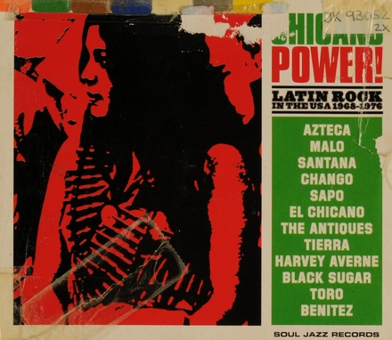 Chicano power! : Latin rock in the USA 1968-1976