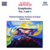 Symphonies nos.3 and 4