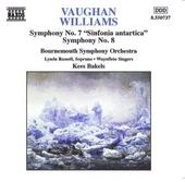 """Symphony no. 7 """"Sinfonia antartica"""""""