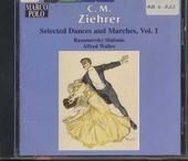 Selected dances and marches, vol.1. vol.1