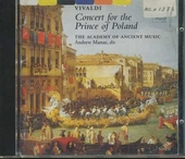 Concert for the prince of Poland