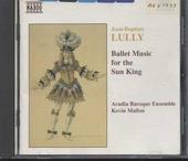 Ballet music for the sun king