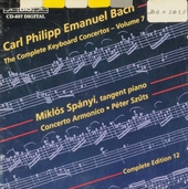 The complete keyboard concertos. Vol. 7