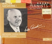 Great pianists of the 20th century. Vol. 32, Walter Gieseking