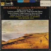 Holdridge conducts Holdridge