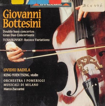 Double bass concertos