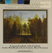 Orgel und Klavier ; Orgel und Orchester