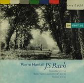 3 Toccatas BWV 913-5