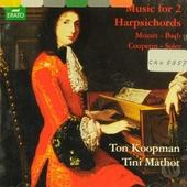 Music for 2 harpsichords