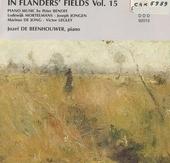 Piano music by Peter Benoit, Lodewijk Mortelmans, Joseph Jongen, Marinus De Jong, Victor Legly