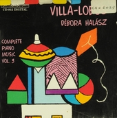 Complete piano music - vol.3. vol.3