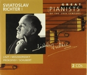 Great pianists of the 20th century. Vol. 82, Richter Sviatoslav, [vol. 1]