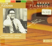Great pianists of the 20th century. Vol. 27, Leon Fleischer