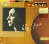 Great pianists of the 20th century. Vol. 93, Rosalyn Tureck