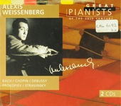 Great pianists of the 20th century. Vol. 97, Alexis Weissenberg