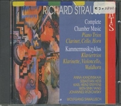 Complete chamber music. Vol. 9
