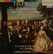 Kammermusik mit Viola da Gamba