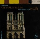 15 Versets improvisés sur Ave Maris Stella