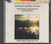 Frauenliebe und -Leben. Romantic song cycles