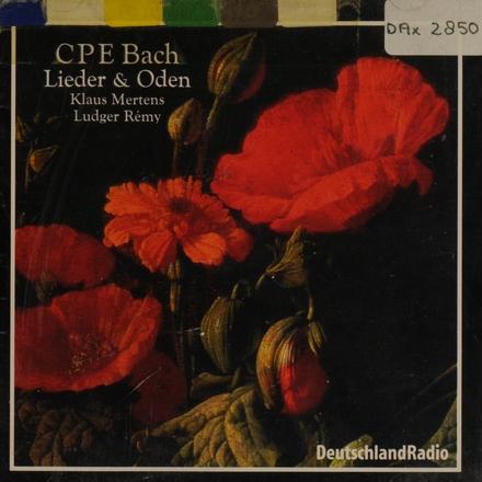 Lieder und Oden, Book 3: No. 17. Als er das, was er liebte