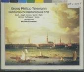 Hamburgische Kapitänsmusik 1755