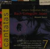 Cantatas. [Vol.] 7